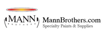 Mann Brothers Paint Logo