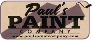 Paul's Paint Logo